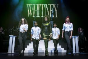 Whitney Houston Showtime Australia X DNA Photographers 0004